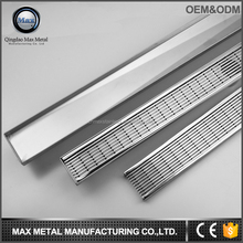 Free sample Stainless steel liner floor drain kitchen cooking drain bathroom water cover drain
