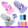 Soft Colorful Silicone Nail Art Tool Nail Printing Stamper Set