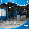 Environmental protection type electrostatic separating machinery production line