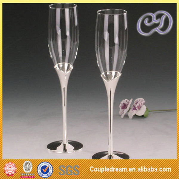 Low Price Newest Glass Champagne