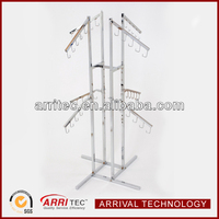 Retail Floor Clothes Stand Display Rack
