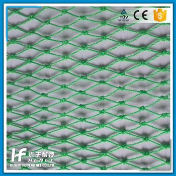 China Factory Commercial Green Pe Fishing Nets