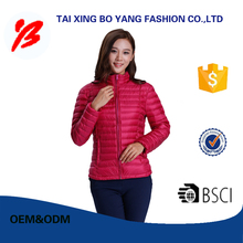 Low Price women long vest leather jacket with certificate