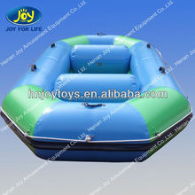 Alibaba best seller inflatable pontoon boat, inflatable pvc pontoons, inflatable pontoon