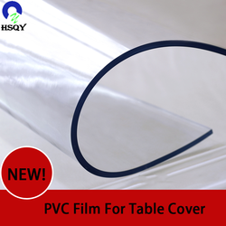 Thick Plastic Roll Table Cover Film PVC Sheet