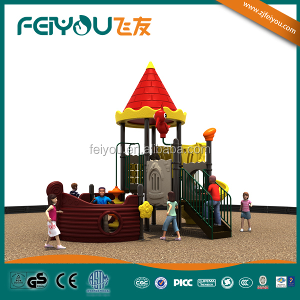 FEIYOU Pirate Ship Series Serie China multiple commercial/yard/school/park/restaurant facilities for children