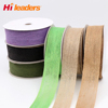 WHR0007 Fashion Natural And Eco-friendly Jute Ribbon For Decoration