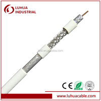 RG6 Drop coaxial cable for CATV system