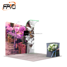 Fair Trade Show Decoration Equipment Display Wall Shell Outdoor Advertising Frame System For Expo