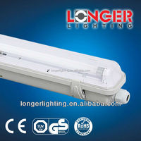 E IP65 T5 lighting fixtures 14W/28W/35W ISO9001/CE/ROHS/GS/BSCI waterproof machine work lights