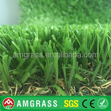 AMGRASS Beautiful green garden decoration cheap artificial grass carpet