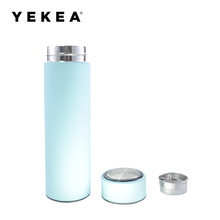 Wholesale Custom Double Wall Thermous Travel Stainless Steel Vacuum 400ml Coffee Mug Flask
