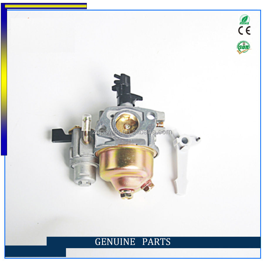GX160 Gasoline Water Pump Parts, Small Engine Carburetor