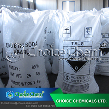 Caustic Soda 99% peal