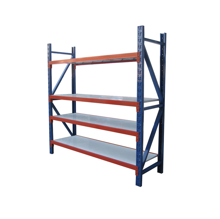 Medium duty Adjustable steel shelving storage <strong>racks</strong> with High capacity
