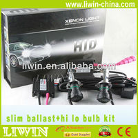 liwin new patented design slim ballast hid kit 9005 6000k fire truck light motorcycle