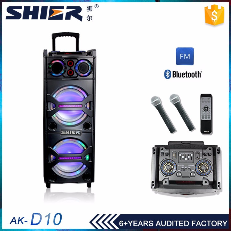 Wholesale super tone steel pro audio the speakers guangdong promotion