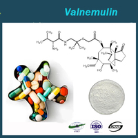 cas no.:133868-46-9 High purity VaLnemuLin hydrochloride for animal medical treatment