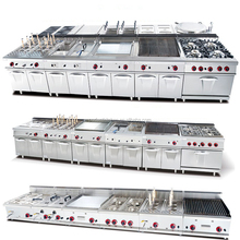 Industrial Counter Top Gas hotel kitchen equipment /Commerical Table Top Kitchen Equipment