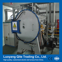 1200C high temperature microwave vacuum brazing furnace for fusing small parts , atmosphere glass fusing furnace