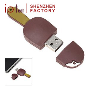 New Product 2016 Customized Usb 8gb Usb Flash Ice Cream Pen drive Made in China