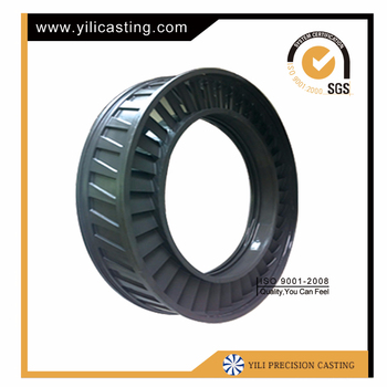 Diesel engine turbocharger nozzle ring for used underground mining locomotive for sale