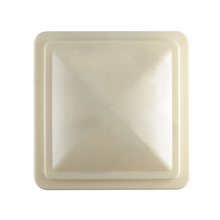 J100579 White Polypropylene Vent Lid For Ventline (pre 2008) & Elixir (since 1994)
