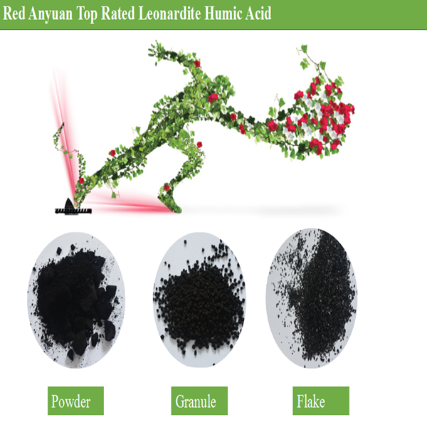 soil base fertilizer 55% humic acid at very good prices