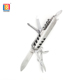 7 in 1 multi Knife Stainless steel Multifunction Tool knife for outdoor