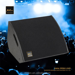 MD-12, trade assurance, 12 inch passive coaxial loudspeaker, stage monitors