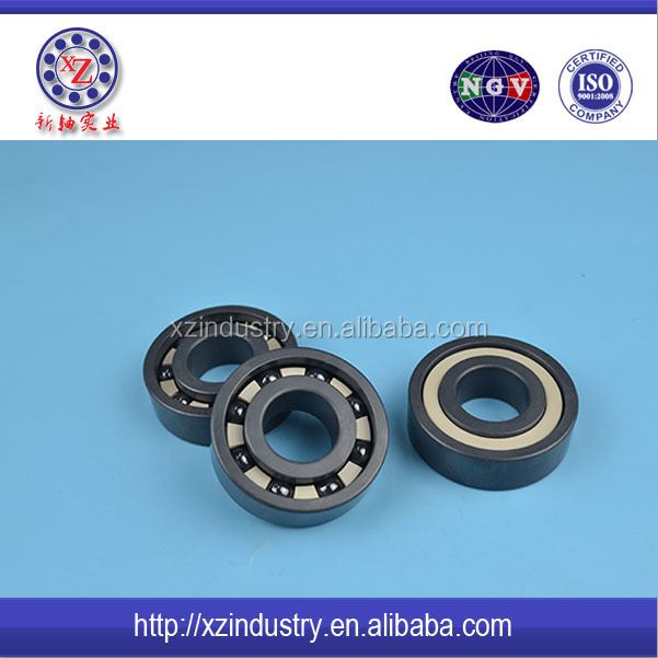 China General electric motor deep groove ball bearings 6004 2RS