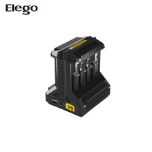 Factory Price ! 2017 Latest Ni-MH/Ni-Cd Rechargeable Batteries Charger Nitecore i8 Multi-Slot Intelligent Charger