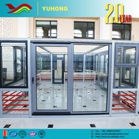 China manufacturer top quality grill design frame 3 panel sliding closet doors