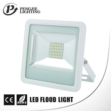 High quality portable white smd backyard ip65 flood light led fixtures