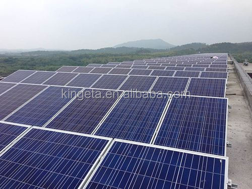 China Suppliers Solar Electrical Energy Solar Panel 300W Solar System Battery