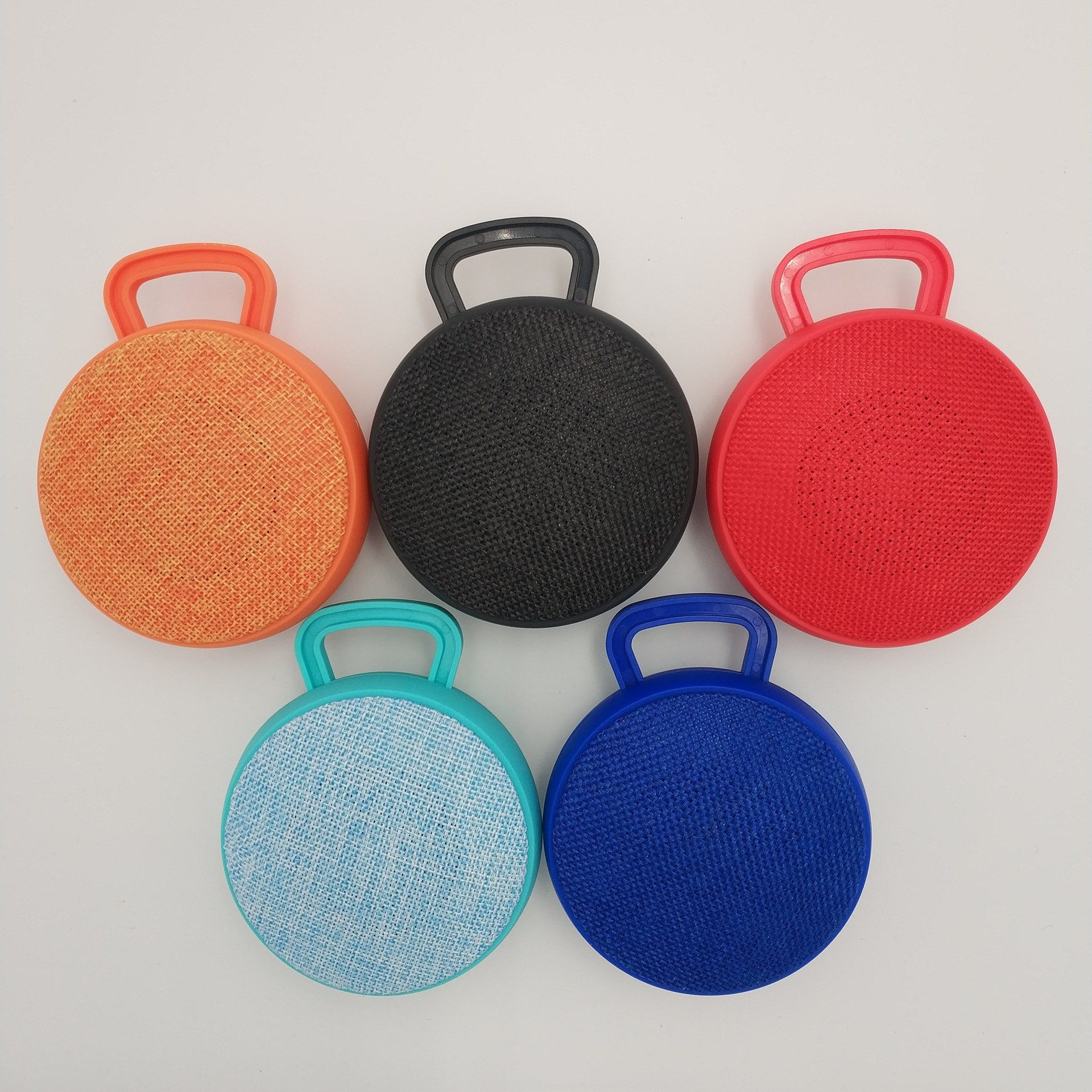 Cloth Mini Wireless Fabric Bluetooth Speaker <strong>Manufacturer</strong>