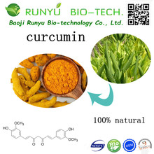 Feed additive using Wholesale organic turmeric powder extract with 98%