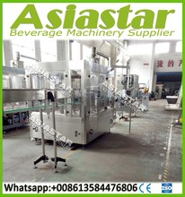 Automatic Mineral Water Bottle Filling Machinery / Plant/Line price cost