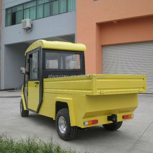Electric Utility Vehicle with Door AW2042HFCX