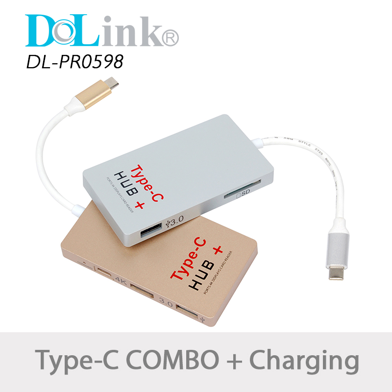 Promotional Wholesale Multifunction Type-c Power Bank Charger Usb HUB Combo With Data Cable For Mobile Computer,Phone,Tablet