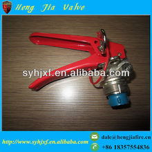 CE Aprroved ABC Dry Powder Fire Extinguisher Valve/CE valve