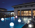 Floating led ball light 40cm for swimming pools