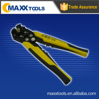 Low Carbon Steel Automatic Wire Stripper & Crimper With Plastic steel
