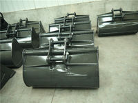 cheap price excavator spares of Hitachi mud bucket for sale