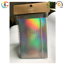 2017 new arrival school customize paper spiral notebook
