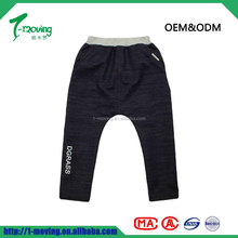 Alibaba Korean Style Child Clothing Boys Outdoor Warm Cotton Pants For Kids