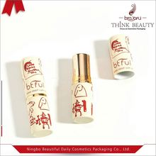 Empty Lipstick Cosmetic Tube