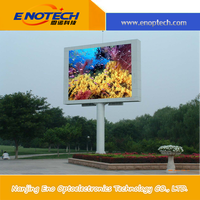 2015 top selling P3 outdoor led RGB display panel for GPRS/GPS/USB/Cable Card Control