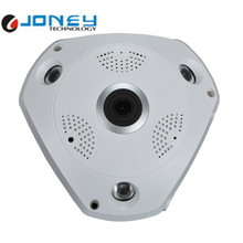 960P HD 360 Degree Full View Fisheye Lens wireless Wifi IP Camera For Home Office Store Monitoring