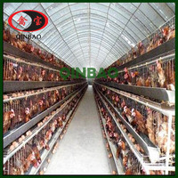 uganda poultry farm automatic chicken layer cage chicken farm cage/chicken breeding cage